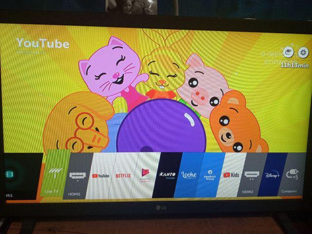 LG webos tv TL520s 24pulecada