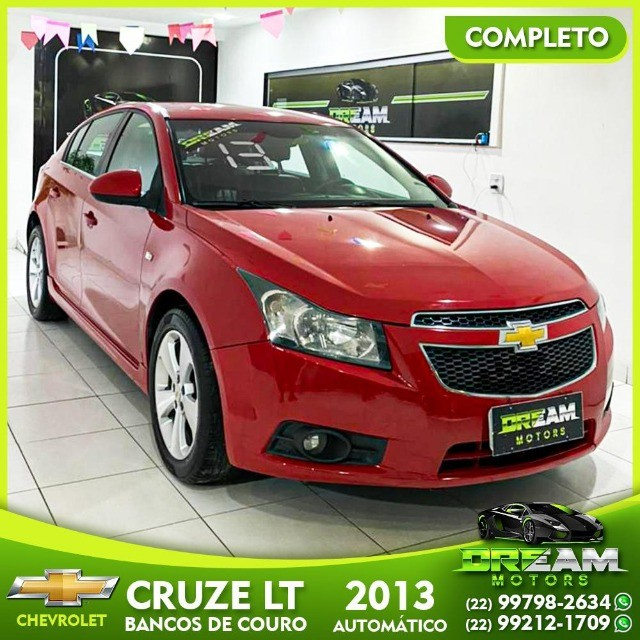 Chevrolet/Cruze Lt Hb - Foto 3