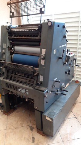 Impressora GTO 52