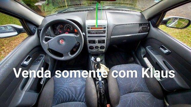 Fiat Siena ELX 1.4 Flex - Super Conservado - Único dono - Brasília/DF - Foto 5