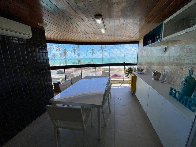 Apartamento para venda possui 200 metros quadrados com 3 suites mais dce.Ponta Verde - Mac - Foto 3