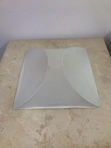 Luminária tecido  - Foto 5