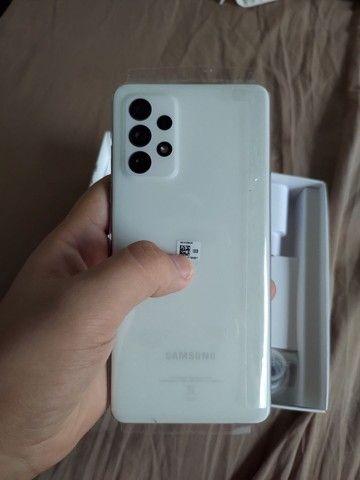 Samsung Galaxy A72 Branco 6GB/128GB - NF Garantia de 1 ano [NOVO]