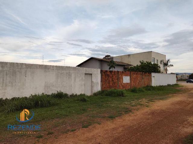 Terreno à venda, 360 m² por R$ 420.000,00 - Plano Diretor Sul - Palmas/TO