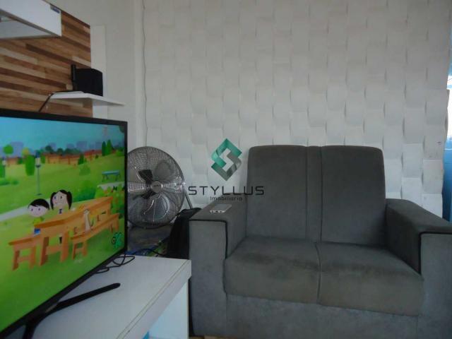 Apartamento à venda com 2 dormitórios em Cascadura, Rio de janeiro cod:C22083 - Foto 4