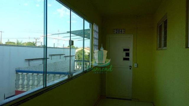 Apartamento com 1 dormitório para alugar com 71,94 m² por R$ 1.150/mês no Jardim das Laran - Foto 4