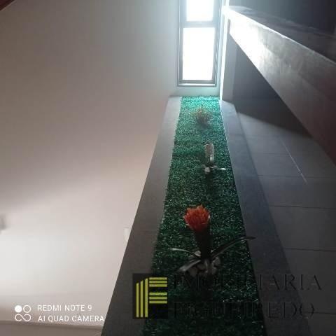 CASA 4 DORMITÓRIOS TODOS TIPO APTO - DAMHA II - Foto 14