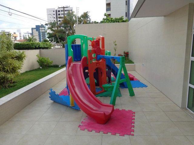 Apartamento para alugar com 3 dormitórios em Tambaú, João pessoa cod:14875 - Foto 18