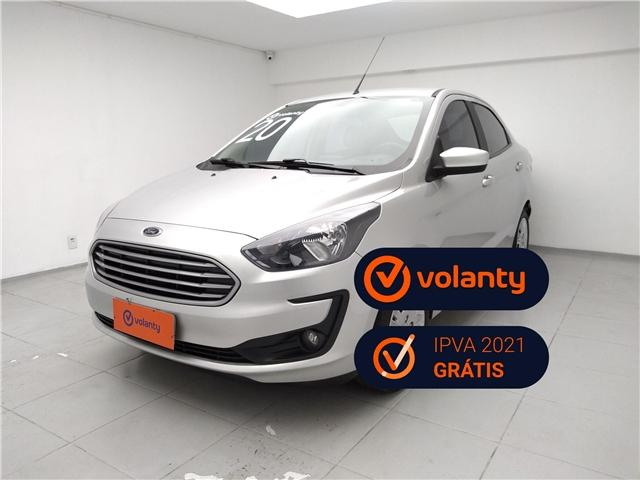Ford Ka 1.5 ti-vct flex se plus sedan automático