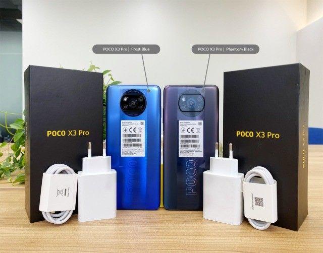 Xiaomi Poco X3 Pro 6/128GB - Lacrado - Garantia de 1 Ano