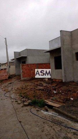 Casa com 2 dormitórios à venda, 60 m² por R$ 200.000,00 - Nossa Senhora de Fatima - Penha/ - Foto 3