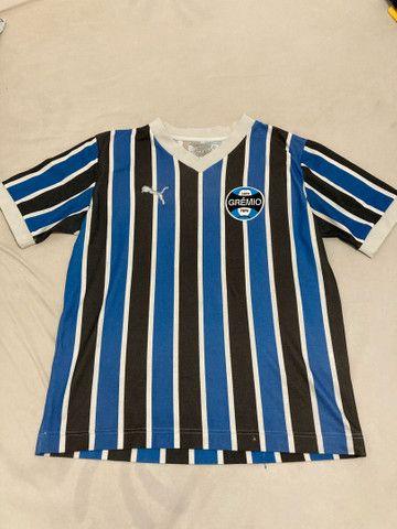 Camisa Gremio Puma - Foto 2