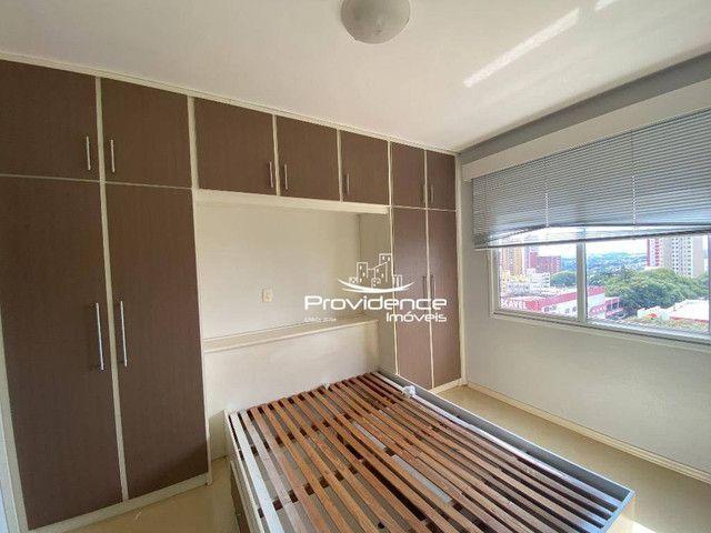Apartamento com 3 dormitórios para alugar, 61 m² por R$ 1.250,00/mês - Centro - Cascavel/P - Foto 9