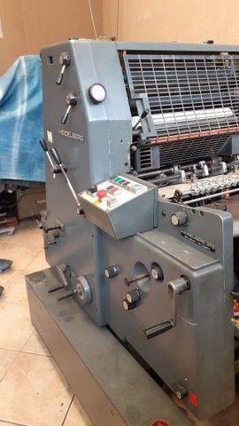 Impressora GTO 52 - Foto 5