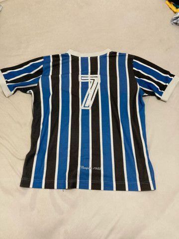 Camisa Gremio Puma - Foto 4