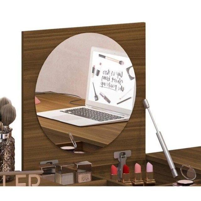 Escrivaninha de canto penteadeira  LUNA- Direto da fábrica - Foto 2