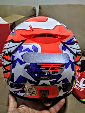 Capacete LS2 FF323 Arrow R Freedom - Foto 2