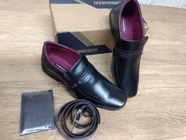Sapato social novo , ótimo preço - Foto 2