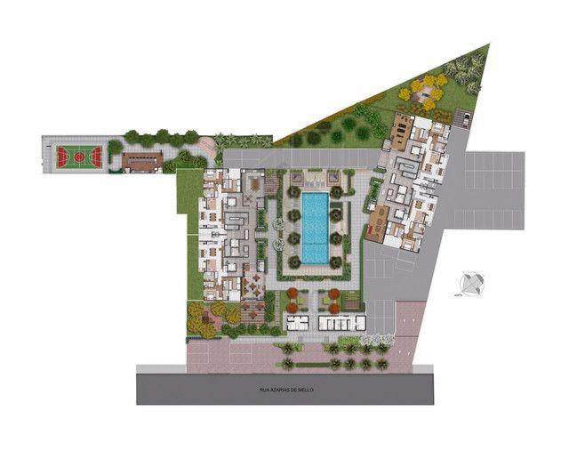 Apartamento à venda com 3 dormitórios em Taquaral, Campinas cod:AP004260 - Foto 11