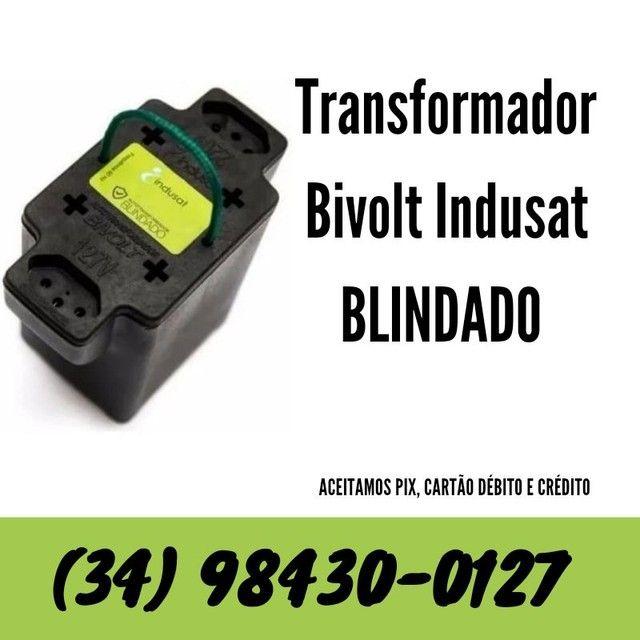 Transformador Indusat Bivolt ( Leia o Anúncio)