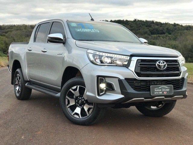Toyota - Hilux SRX 2.8 2019 - Foto 7