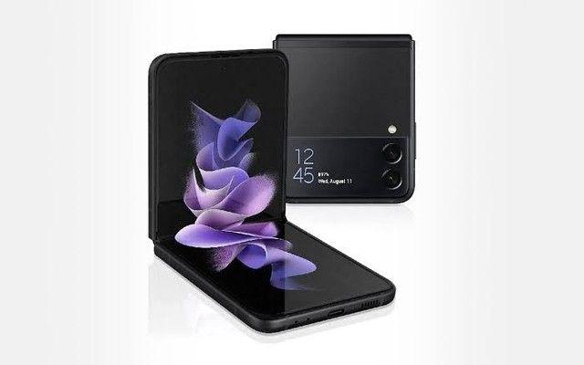 Samsung Galaxy Z Flip 3 Preto 256gb Lacrado