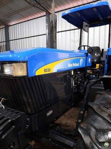 Trator New Holland 8030 - Mato Grosso  - Foto 2