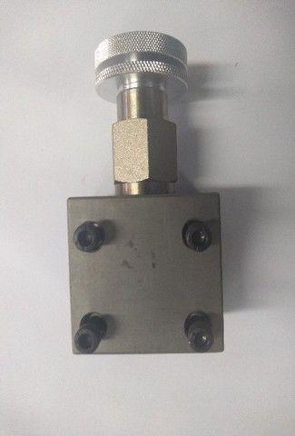 Valvula nº 18 Reguladora de Pressão Prensa Dobradeira - À Pronta Entrega - Foto 2