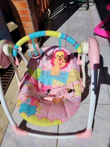 Bebê conforto e cadeira infantil - Foto 5