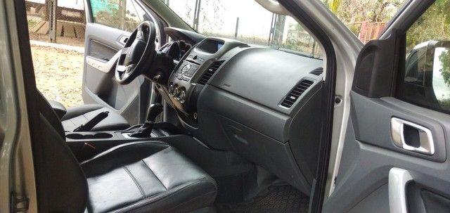 Excelente Ranger XLT 3.2 diesel 4x4 cd automática - Foto 8