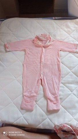 2 conjuntos de frio bebê - Foto 5