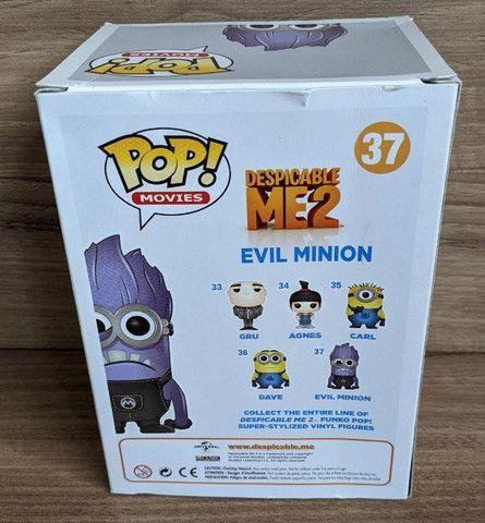 Funko POP Evil Minion #37 Meu Malvado Favorito - Foto 2