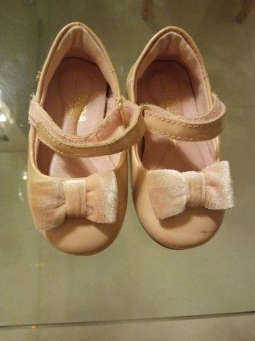 Kit Lindos Calçados Menina (1 ano ou mais)