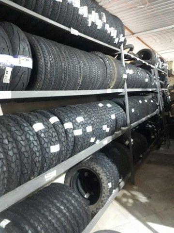 Pneu 100/80-18 S/ Câmara Pirelli  Super City (26804) - Foto 2
