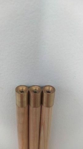 Lindos tacos Profissional ,Ponta de sola 10,3 milímetros - Foto 3