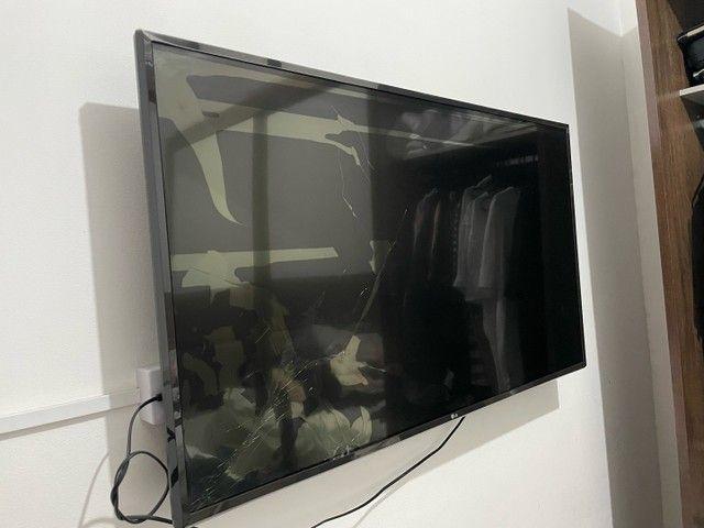 TV 50 polegadas - Foto 2
