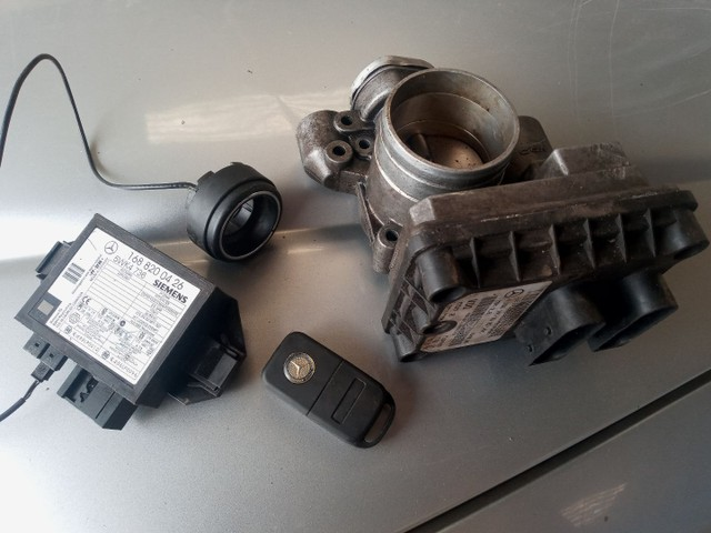 Kit de módulo de injeção da Mercedes Classe A ano 2002 até 2005 valor r$ 1200