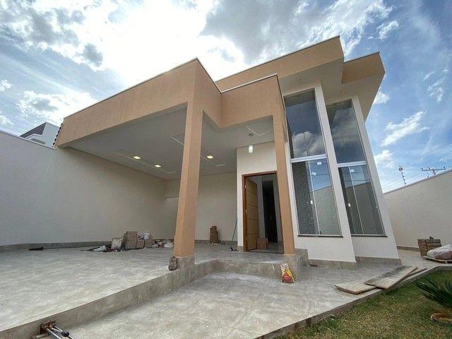 Anápolis-GO - Casa Padrão - Res. Geovanni Braga