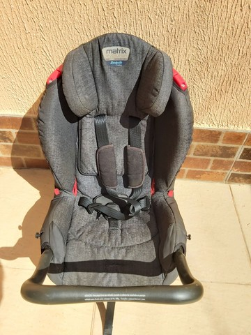 Cadeira Infantil Veicular Matrix Evolution  da Burigotto  - Foto 4