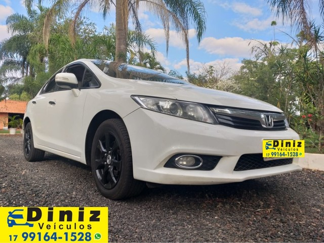 Honda Civic EXR 2.0 Com Teto