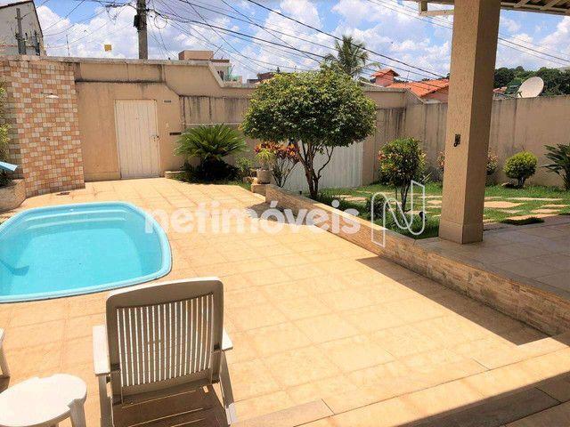 Casa à venda com 4 dormitórios em Jardim atlântico, Belo horizonte cod:832227 - Foto 3