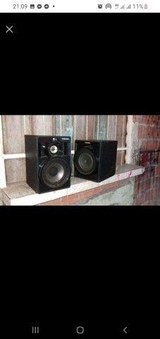 Aparelho com caixas de som  - Foto 3