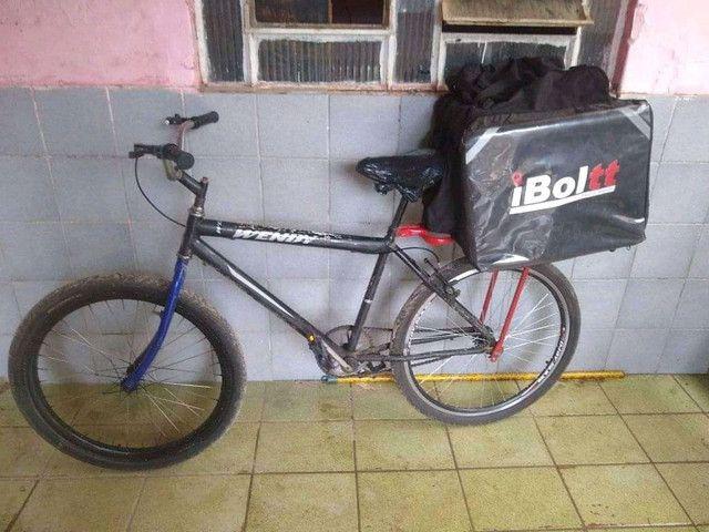 Bike aro 26 WENDY c/ Bag - Foto 3