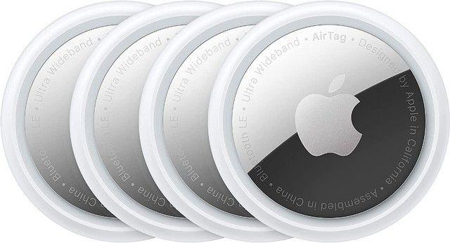 Airtag Apple Rastreador Original Lançamento- Pacote c/ 4  - Foto 2