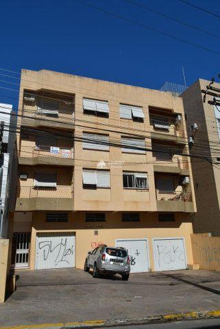 Apartamento 02 dormitórios para alugar em Santa Maria de frente com Sacada Garagem - ed Sa - Foto 16