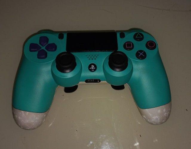 Controle PS4 gamer dash controles (Não Troco)
