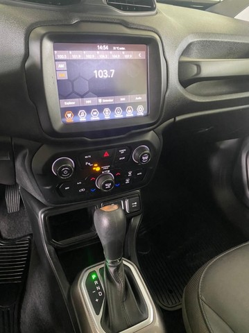 Jeep Renegade Limited 1.8 Flex Ano 2019 Aut.- Teto solar Panorâmico - Ipva Pago - Foto 9