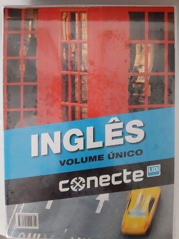 Livros didáticos de inglês completo