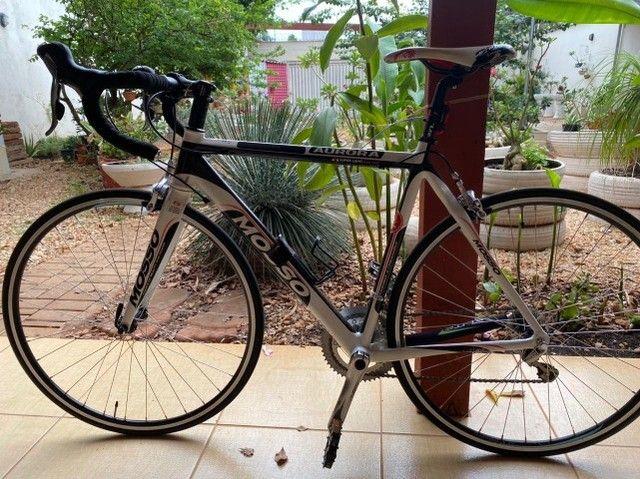 Bicicleta speed toda no shimano tiagra (bike) - Foto 6
