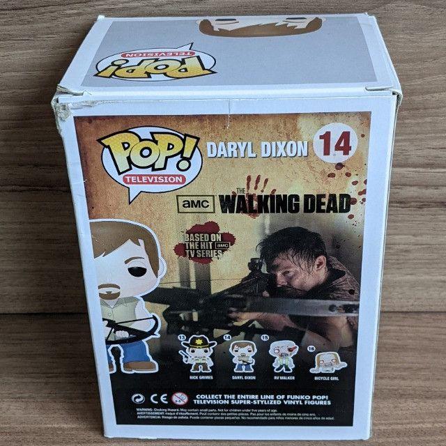 Funko Pop Daryl Dixon The Walking Dead #14 - Foto 2
